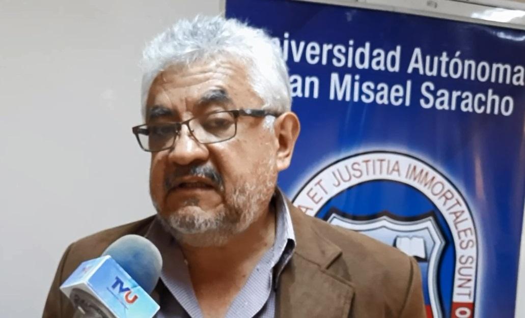 Máximas autoridades de la UAJMS recorren las provincias para responder a necesidades de la población