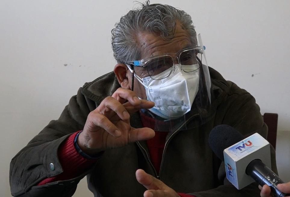 Ing. Químico de Juan Misael Saracho explica como se fabrica el oxígeno medicinal